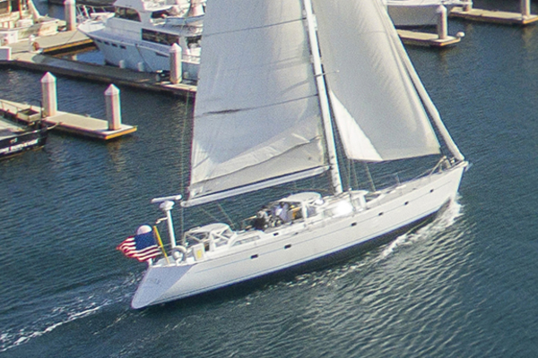 55' Merrifield-Roberts Custom 55 Center Cockpit Sloop 1989 | ARCHER