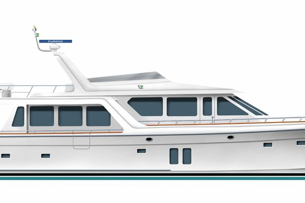 76' Offshore Yachts 76/80 Motoryacht 2020 |