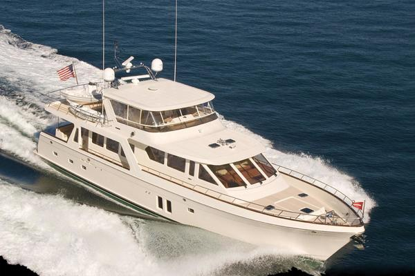2020 Offshore Yachts 76' 76/80 Motoryacht  | Picture 3 of 10