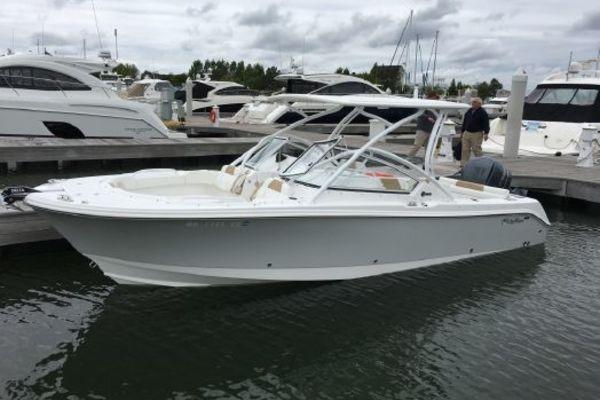 24' Edgewater 248 CX 2017