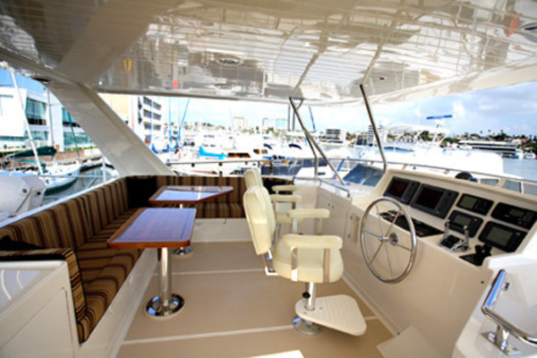 2020 Offshore Yachts 66' 66/72 Pilothouse  | Picture 4 of 10