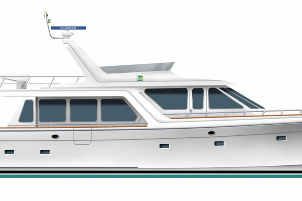 Offshore Yachts 66' 66/72 Pilothouse 2020