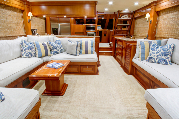 2020 Offshore Yachts 66' 66/72 Pilothouse  | Picture 5 of 10