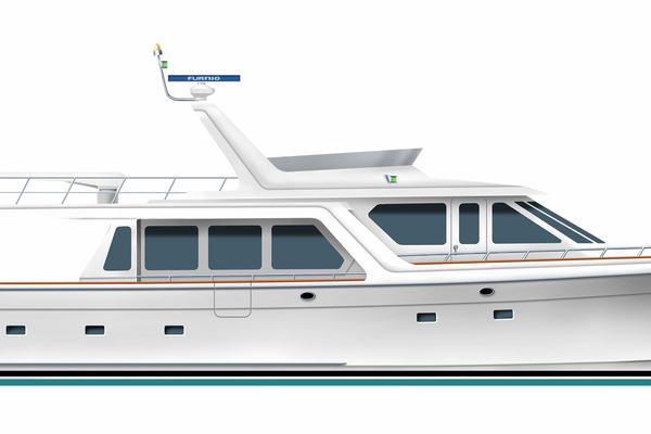 2020 Offshore Yachts 66' 66/72 Pilothouse  | Picture 2 of 10