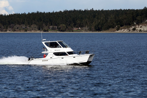 41' Custom Tld New Zealand Power Cat 41 2004 | Kittiwake