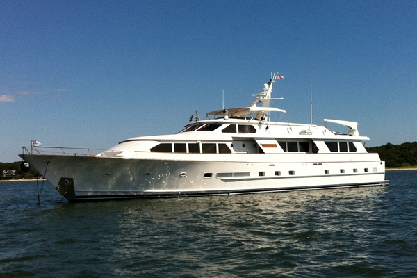 Picture Of: 106' Denison RPH 1986 Yacht For Sale | 1 of 19