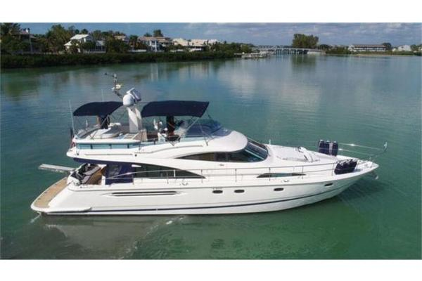 Fairline 58' Flybridge With Euro Transom 2006