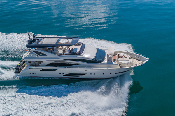 Picture Of: 80' Dominator 800 2015 Yacht For Sale | 3 of 23