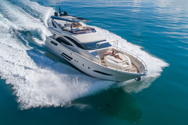 Picture Of: 80' Dominator 800 2015 Yacht For Sale | 2 of 23