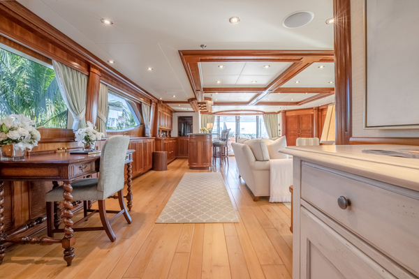 2004 Richmond Yachts 138' 138 Tri-Deck TCB | Picture 7 of 59