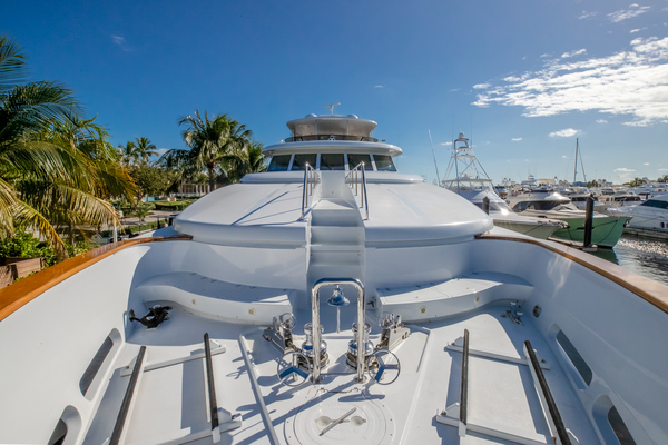 2004 Richmond Yachts 138' 138 Tri-Deck TCB | Picture 1 of 59