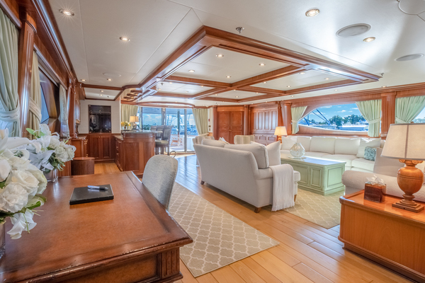 2004 Richmond Yachts 138' 138 Tri-Deck TCB | Picture 6 of 59