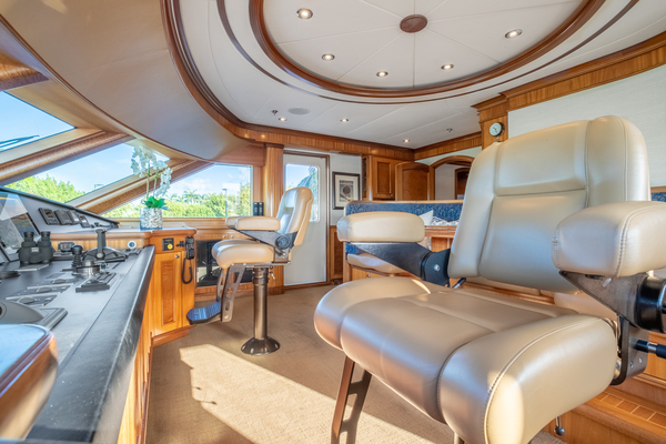2004 Richmond Yachts 138' 138 Tri-Deck TCB | Picture 8 of 59