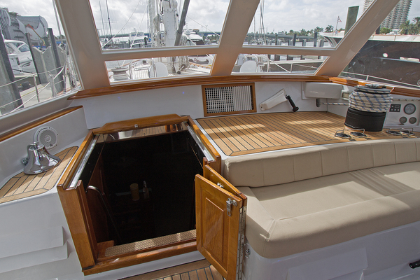 1986 Gulfstar 80' Enclosed Cockpit Eagles Nest | Picture 2 of 37