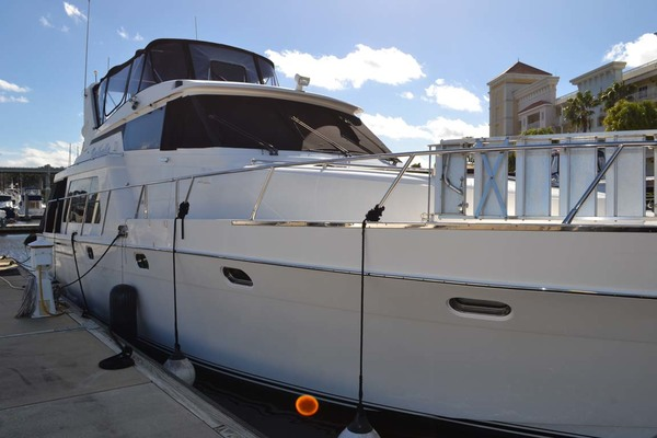 Picture Of: 54' Pama 540 XL Pilothouse 2007 Yacht For Sale | 3 of 42