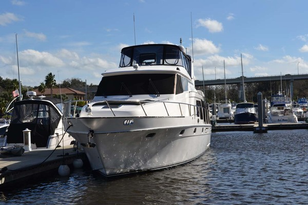 Picture Of: 54' Pama 540 XL Pilothouse 2007 Yacht For Sale | 2 of 42