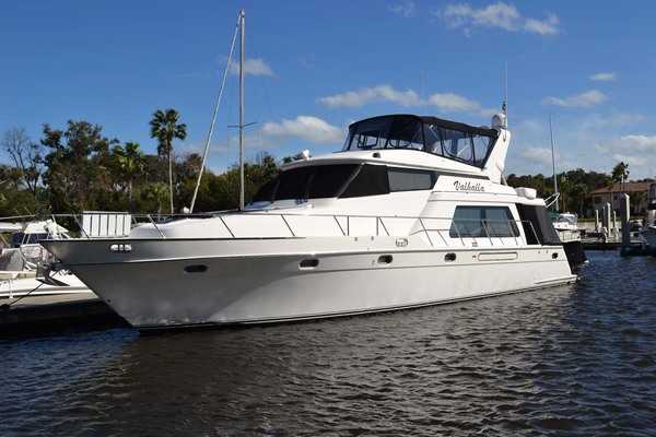 54' Pama 540 Xl Pilothouse 2007 | Valhalla