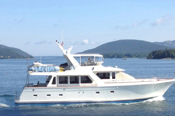 66' Offshore Yachts Pilothouse 2005 | Moody Blue