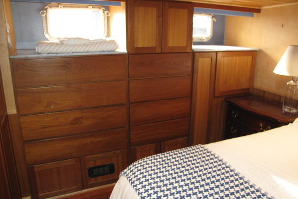 1981Huckins 68 ft 68 Pilothouse   Naomi
