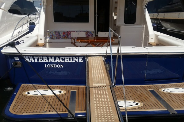2003Bertram 63 ft 630