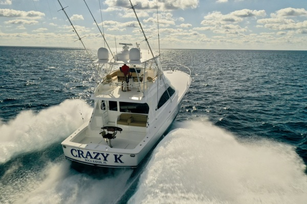 2016 Viking 52' 52 Convertible Crazy K | Picture 1 of 57