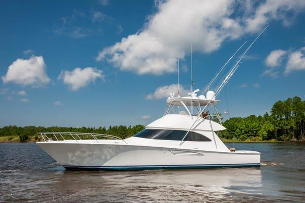 2016 Viking 52' 52 Convertible Crazy K | Picture 4 of 57