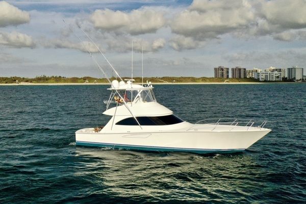 2016 Viking 52' 52 Convertible Crazy K | Picture 6 of 57