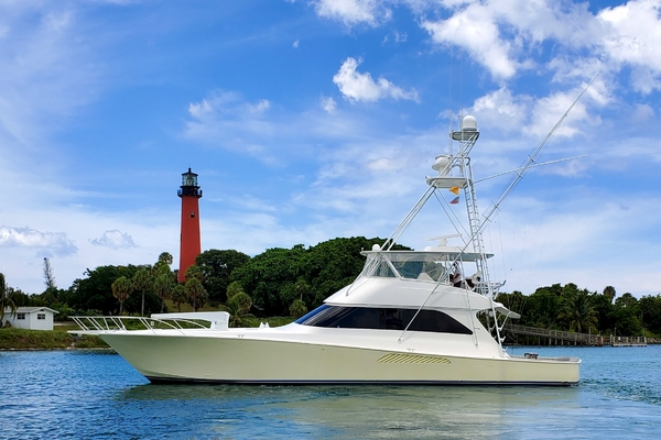 68' Viking Sport Fisherman 2006 | High Tide