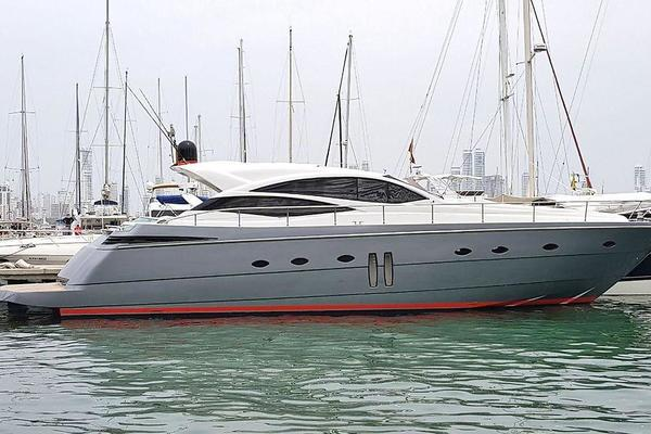 Picture Of: 62' Pershing 62 2007 Yacht For Sale | 1 of 19