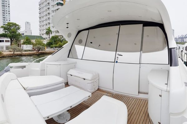 Picture Of: 62' Pershing 62 2007 Yacht For Sale | 4 of 19