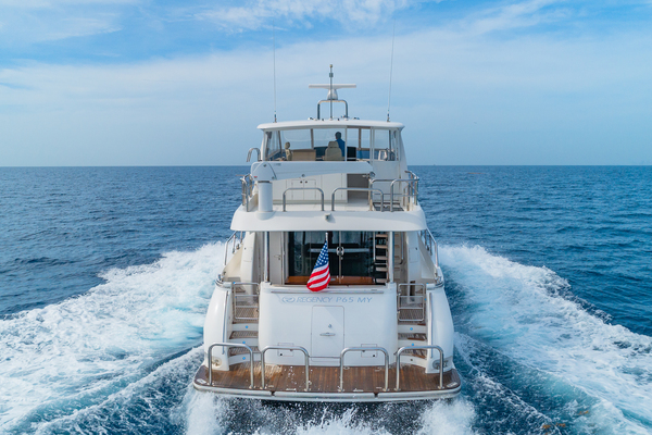 Picture Of: 65' Regency P65 2019 Yacht For Sale | 4 of 62