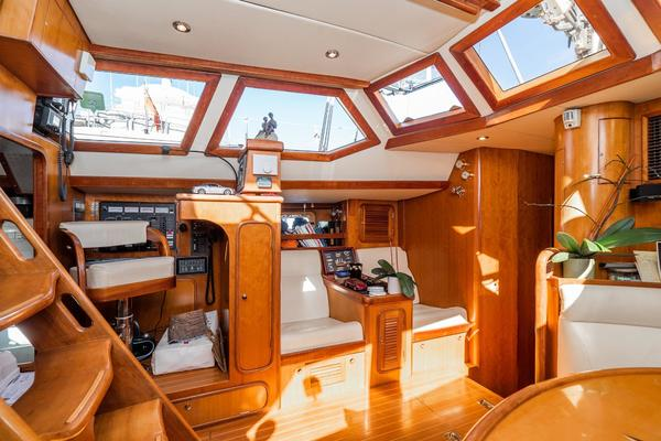 2006 Tayana 58' 58 Deck Saloon Majestic   Picture 8 of 100