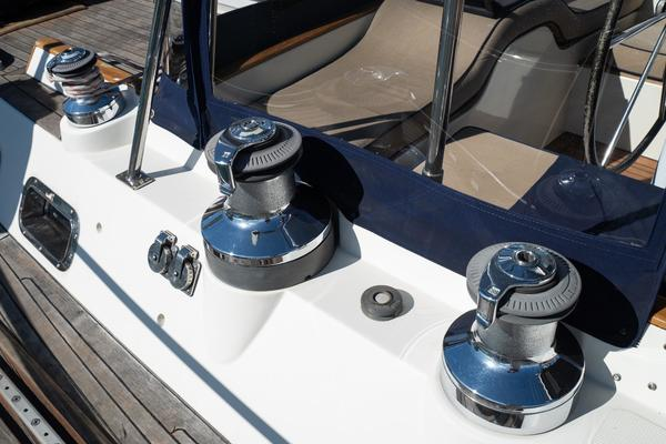 2006 Tayana 58' 58 Deck Saloon Majestic   Picture 6 of 100