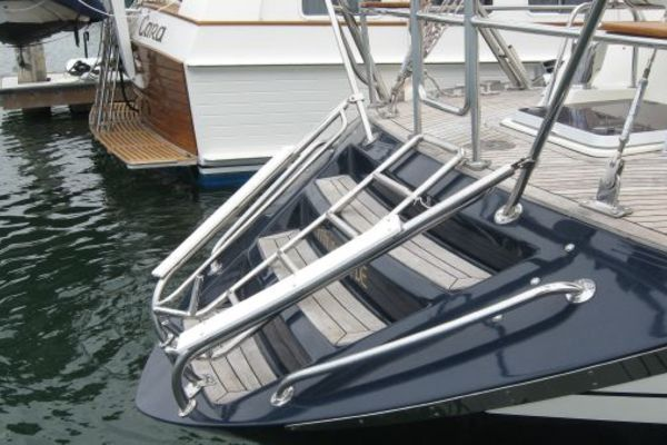 2006 Tayana 58' 58 Deck Saloon Majestic   Picture 7 of 100