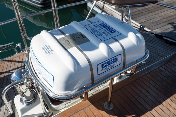 2006 Tayana 58' 58 Deck Saloon Majestic   Picture 3 of 100