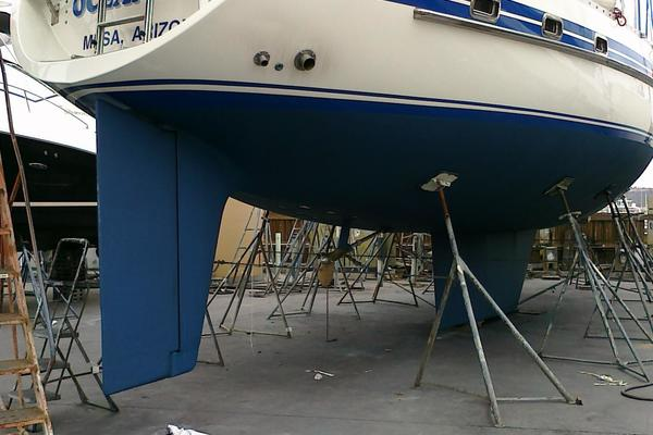 Picture Of: 55' Tayana 55 Center Cockpit 1992 Yacht For Sale | 3 of 8