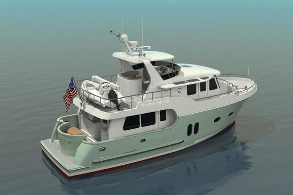 Picture Of: 48' Northwest 48 2020 Yacht For Sale | 2 of 5