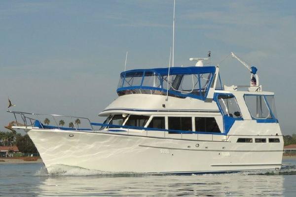 Sea Ranger 45' Trawler 1987