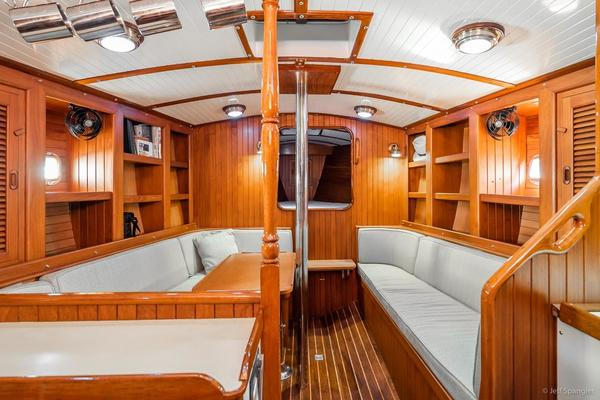 Picture Of: 33' Nantucket 33 Mid-Cockpit 1984 Yacht For Sale | 3 of 52
