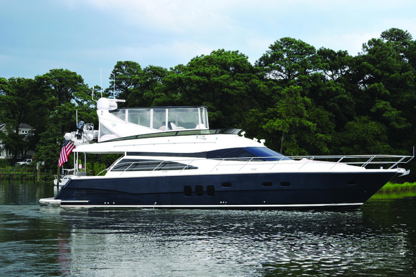 62' Neptunus Flybridge with Euro Transom 2008 | ALTA VIDA