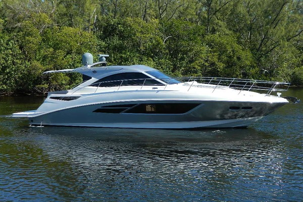 51' Sea Ray Sundancer 510 Signature 2018 | White Wings V