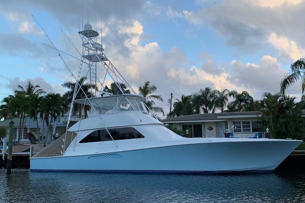 61' Viking 61 Convertible 2004 | Melissa