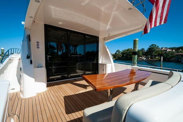2016 Maritimo 70' M70 After Five   Picture 7 of 74