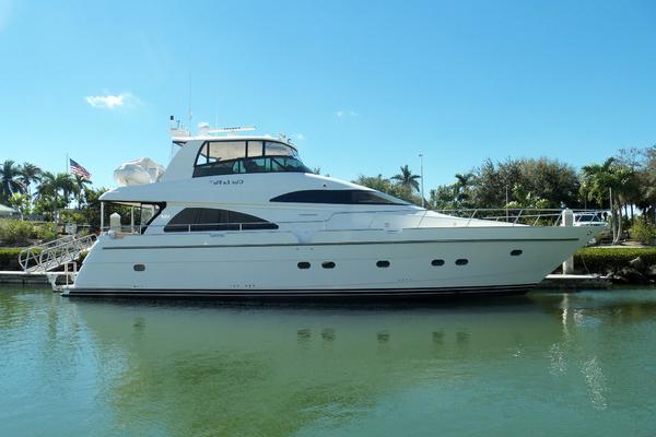 65' Neptunus Flybridge Motor Yacht 2004 | C'EST LA VIE