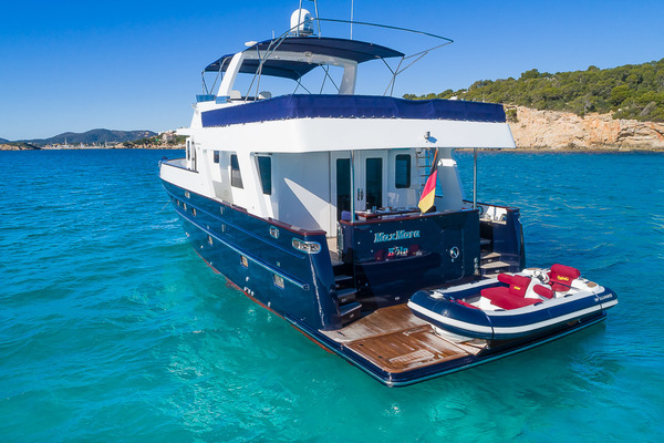2007 Custom 70' Blue Sailor Shipyard 70'  MAXMARA | Picture 2 of 46
