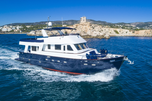 70' Custom Blue Sailor Shipyard 70'  2007 | Maxmara