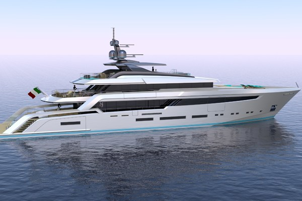164-ft-Concept-2023-Beyond 50-   Italy  yacht for sale