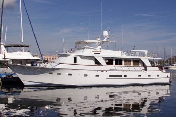 78' Defever Long Range Cruiser 1989 | Pattam