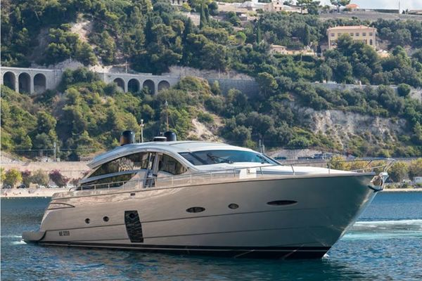 80' Pershing 80 2010 | Lounor