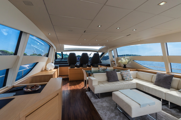 2010 Pershing 80' 80 LOUNOR | Picture 5 of 29